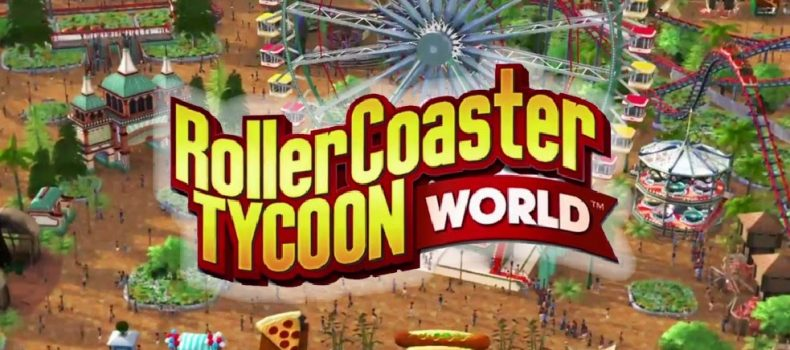 RollerCoaster Tycoon World Early Access Announced