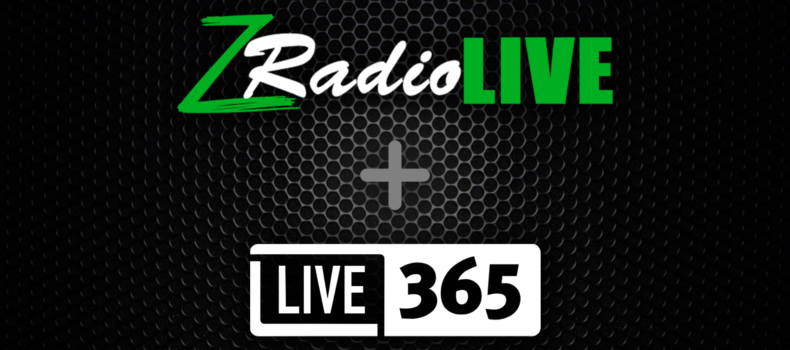 Z Radio Live Partners With  Live 365