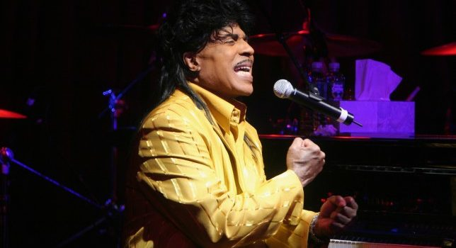 Rock N Roll Star Little Richard Dead At 87