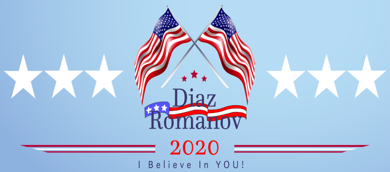 Dennis Diaz Campaign Talks With Zach & Evan